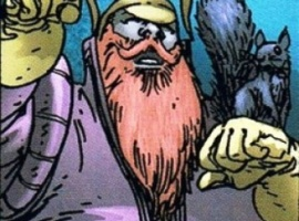 Volstagg by Scott Kolins