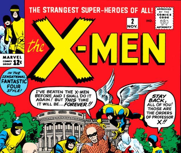X Men 2 Comic Uncanny X-Men  1963   2
