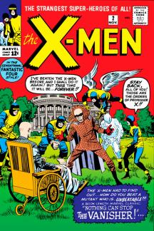 Uncanny X-Men (1963) #2