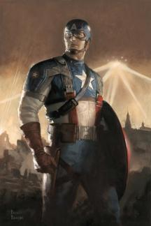 Captain America: First Vengeance (2010) #1