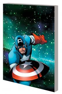 Captain America & the Korvac Saga GN-TPB (Graphic Novel)