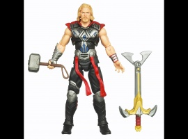 Battle Hammer Thor by Hasbro