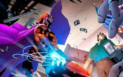 Sneak Peek: Magneto: Not a Hero #1