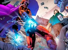 Sneak Peek: Magneto: Not a Hero #1