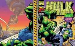 Incredible Hulk (1999) #1