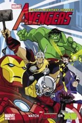 Avengers: Earth's Mightiest Heroes #2