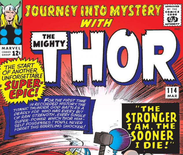 Journey Into Mystery (1952) #114
