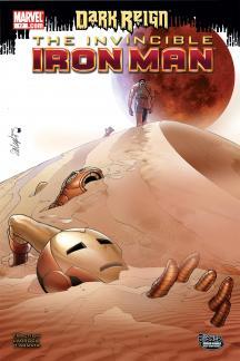 Invincible Iron Man #17