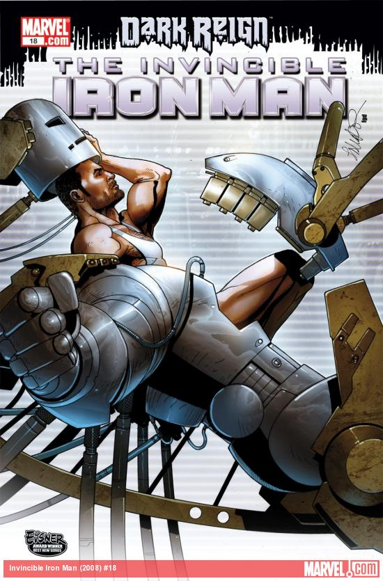 Invincible Iron Man (2008) #18