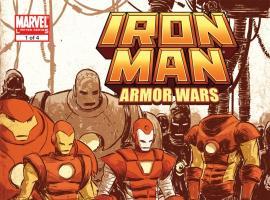 Iron Man & the Armor Wars (2009) #1