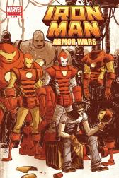 Iron Man &amp; the Armor Wars #1 