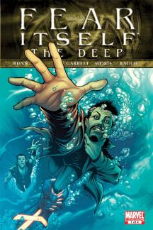 Fear Itself: The Deep #1