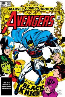 Avengers (1963) #225