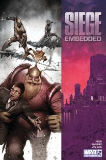 Siege: Embedded (2010) #2