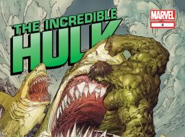 Incredible Hulk (2011) #2