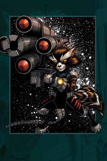Rocket Raccoon: Tales from Half-World #1
