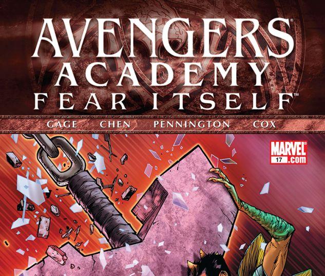 Avengers Academy #17