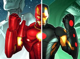 Blast off with the Iron Man Infinite Comic