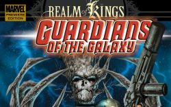 Guardians of the Galaxy Vol. 4: Realm of Kings HC