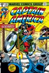Captain America (1968) #237 Cover