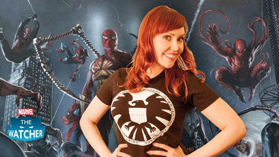 Marvel's The Watcher 2014 - Episode 12
