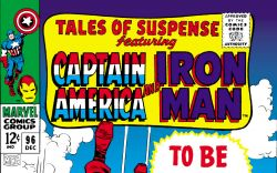 Tales of Suspense (1959) #96 Cover