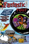 Fantastic Four (1961) #38 Cover