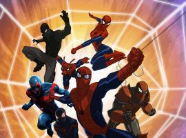 Spidey makes some new friends in Marvel's Ultimate Spider-Man: Web Warriors
