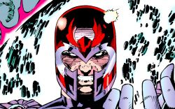 Magneto's March To Axis