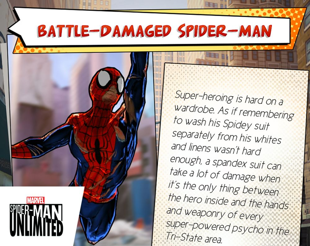 Spider-Man Unlimited from Gameloft