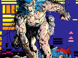 90's By the Numbers: Weapon X