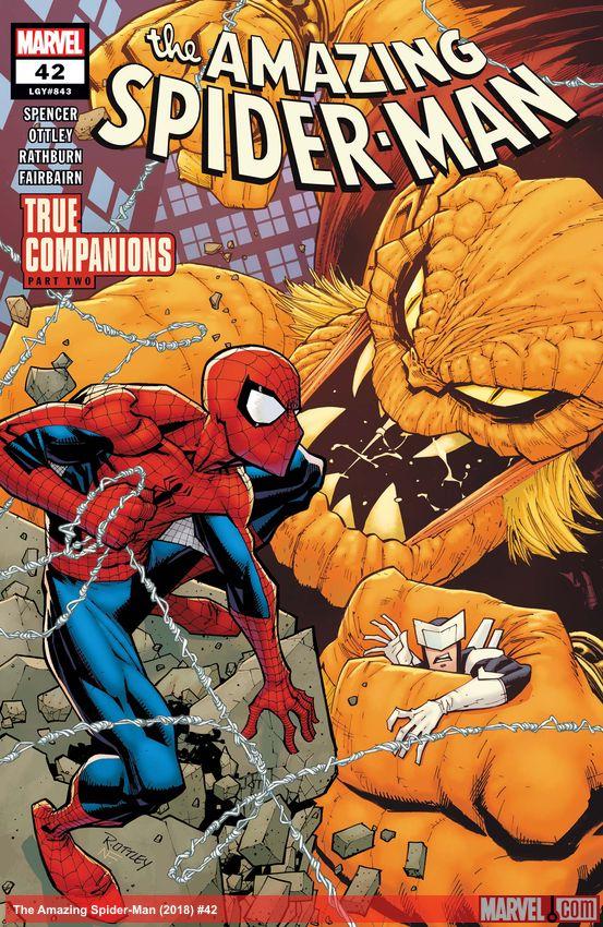 The Amazing Spider-Man (2018) #42