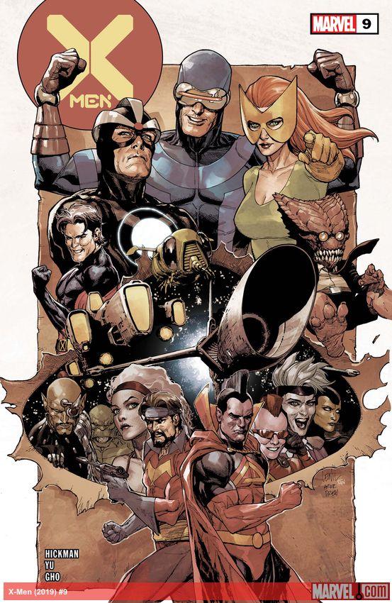 X-Men (2019) #9