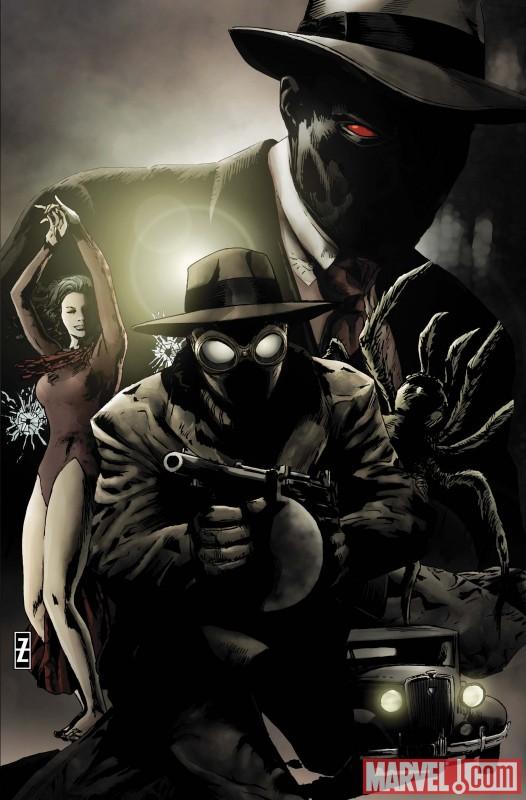 noir spiderman online comics