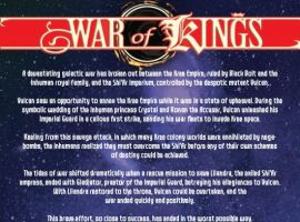 War of Kings (2009) #5