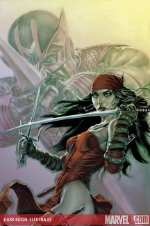 Dark Reign: Elektra (2009) #3