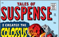 TALES OF SUSPENSE #14