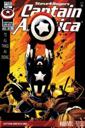 Captain America #453 