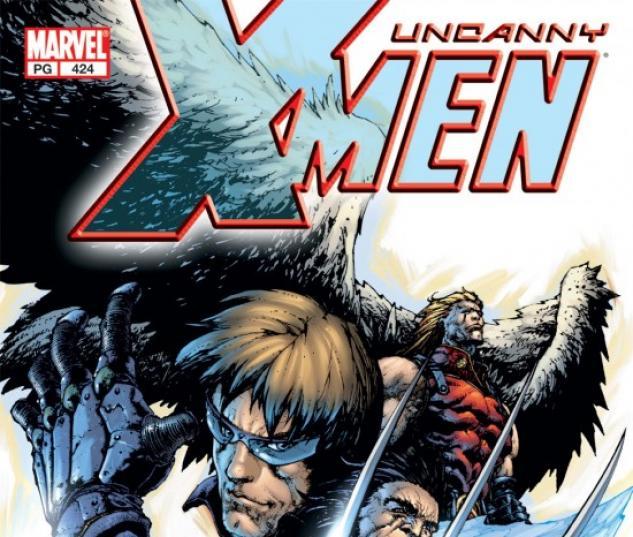 UNCANNY X-MEN #424