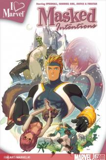 I (Heart) Marvel #3