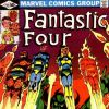 FANTASTIC FOUR #232