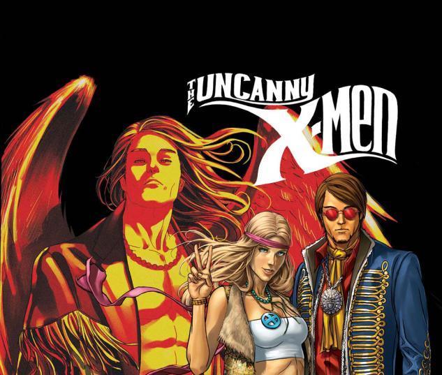 UNCANNY X-MEN #497