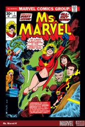 Essential Ms. Marvel Vol. 1 (Trade Paperback)