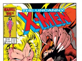 Uncanny X-Men (1963) #213