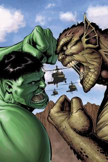 Hulk: Destruction (2005) #2