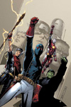 YOUNG AVENGERS (2007) #2 COVER