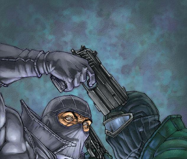 WEAPON X (2004) #24 COVER