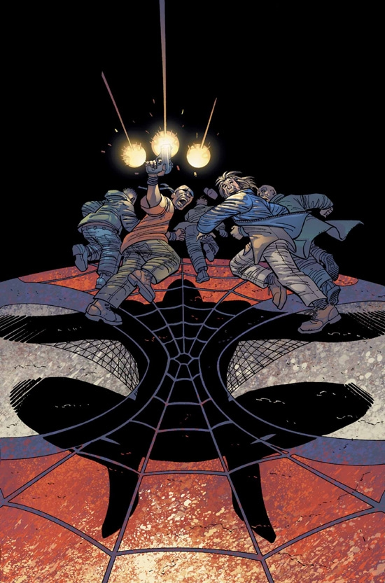 AMAZING SPIDER-MAN (2003) #507 COVER
