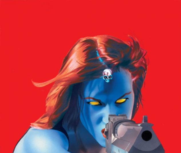 MYSTIQUE (1999) #10 COVER