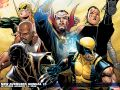New Avengers Annual (2006) #1 Wallpaper
